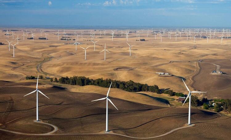 2019年土耳其新增风电装机容量687兆瓦