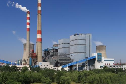 华能杨柳青热电厂建凝供汽项目正式通汽