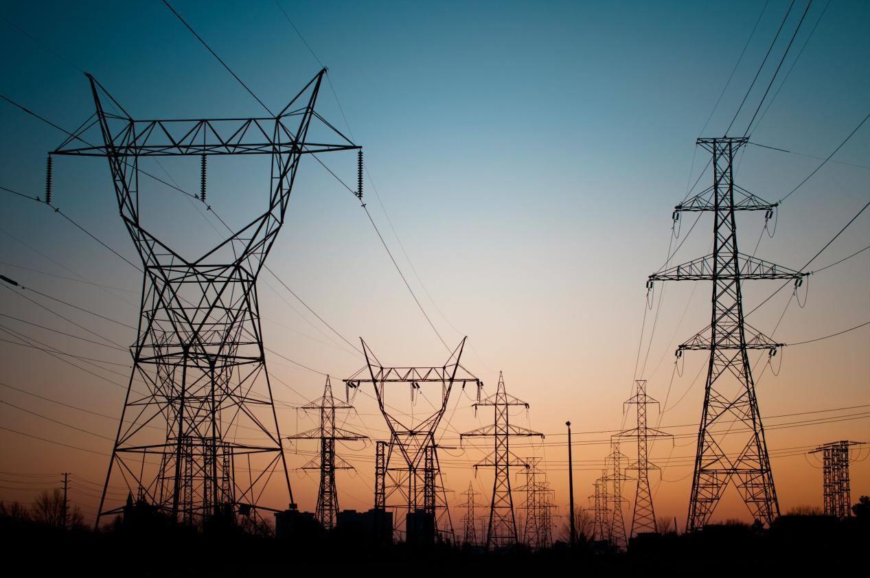 1-2月江西省全社会用电量204.5亿千瓦时