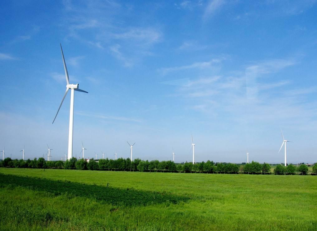 内蒙古锡林郭勒盟阿旗225兆瓦风电项目开建