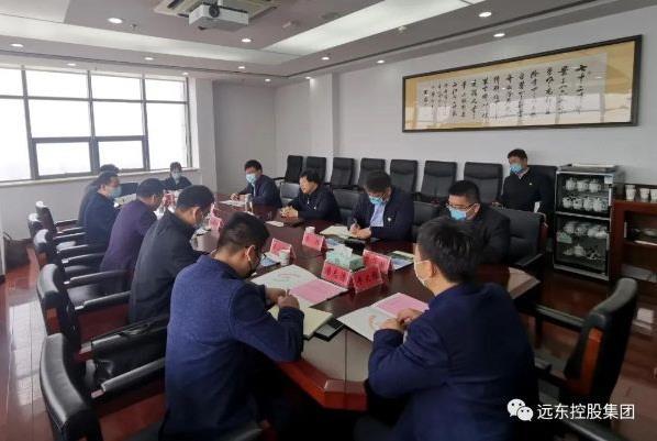 蒋锡培率队参访东明石化集团