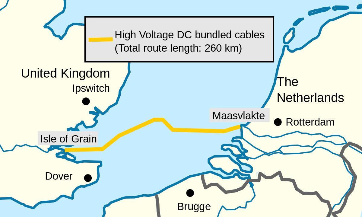 受疫情影响 英国-荷兰海缆维护计划延迟至9月