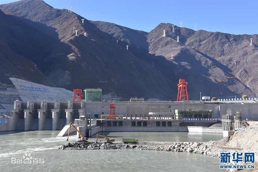 西藏加查水电站首台机组预计9月按期投产