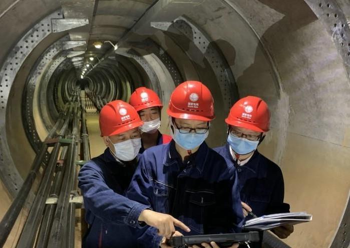 湖南电力首用基于DR技术带电盲检 排除电缆重大隐患