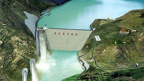 苏洼龙水电站预计明年12月发电