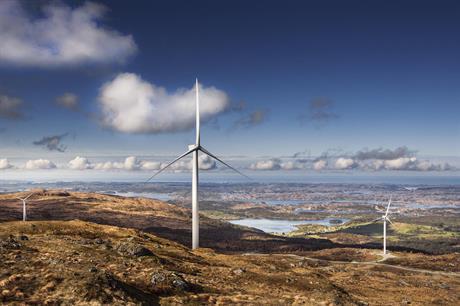 德国风机制造商Nordex延长12亿欧元贷款期限