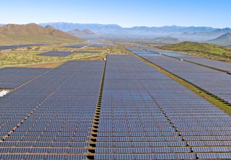 到2030年乌兹别克斯坦将新增5吉瓦太阳能装机