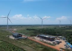 亞開行720萬美元貸款支持泰國風電和電池儲能項目