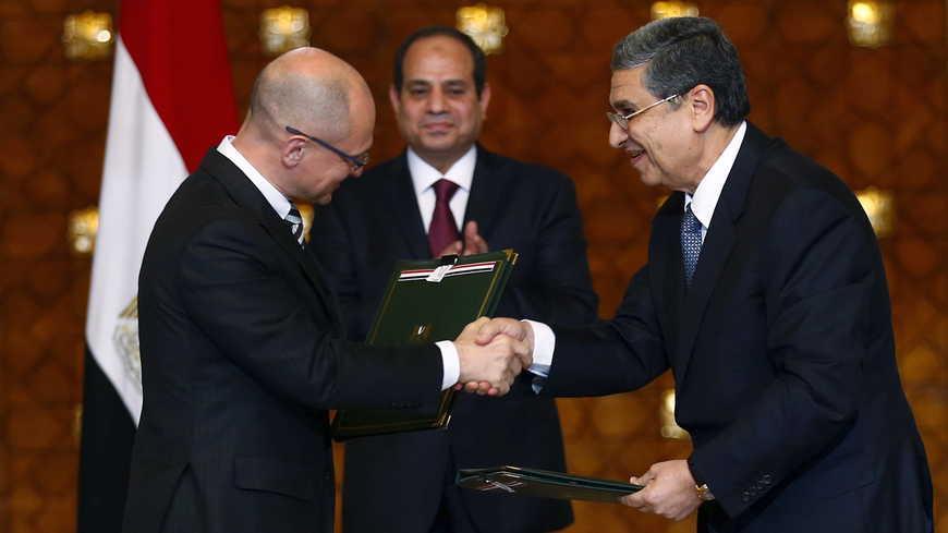 防疫請 抓建設 埃及首個核電站擬于2026年投入使用