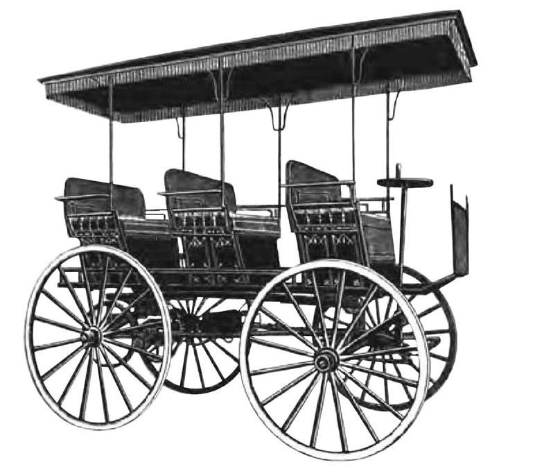 图说电动汽车一个多世纪的发展史1890-2018