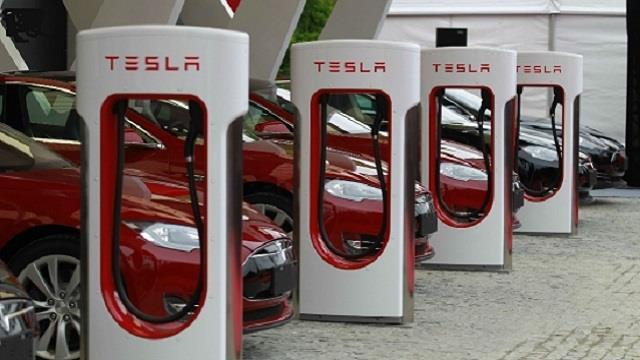 特斯拉加快在华充电桩布局 让电动汽车的跨国出行成为可能