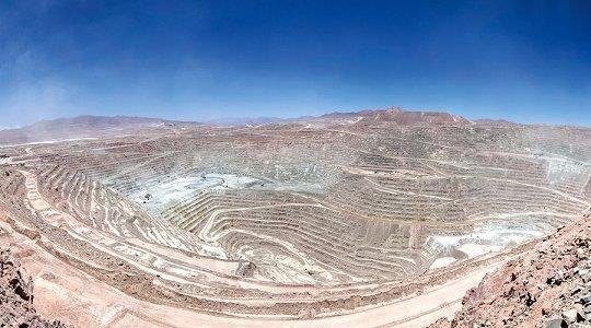 前4个月智利铜产量增长4.1%