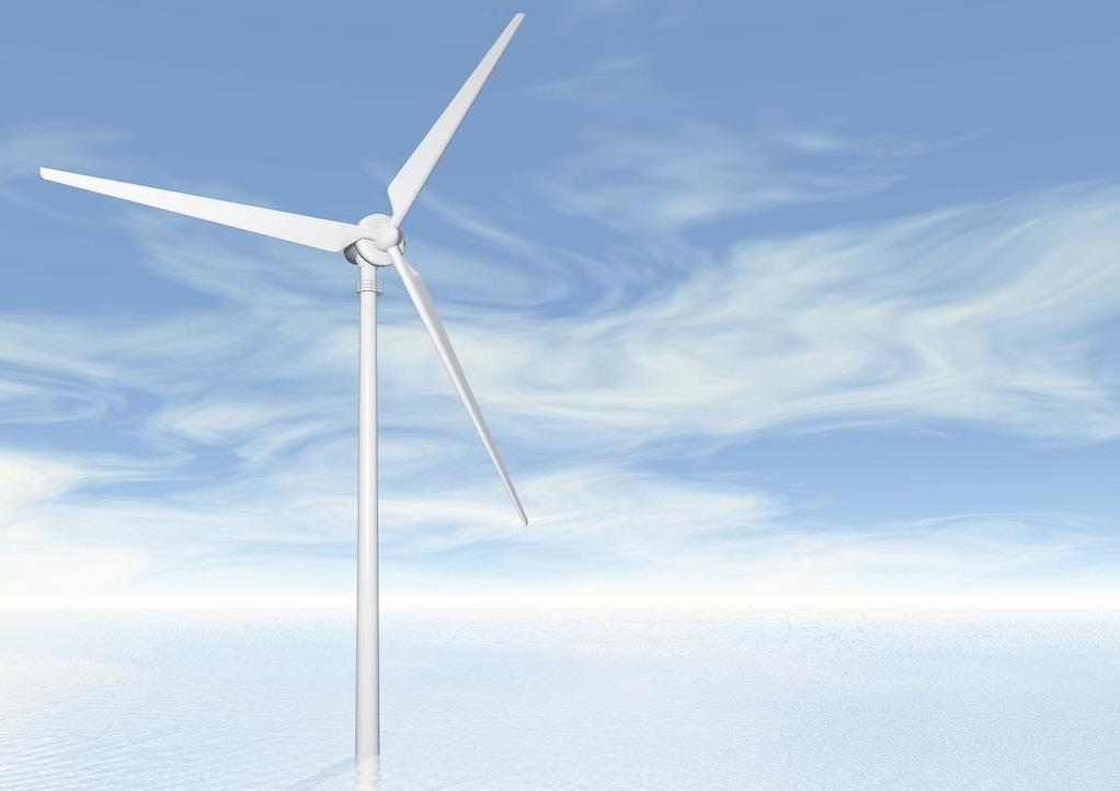 全球首个半潜式基座浮式风电场即将竣工