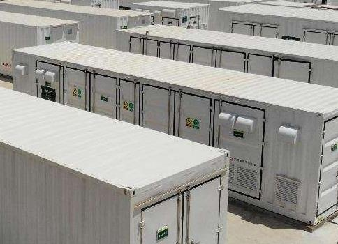 新疆首批光储联合运行试点首批储能电站项目并网投运