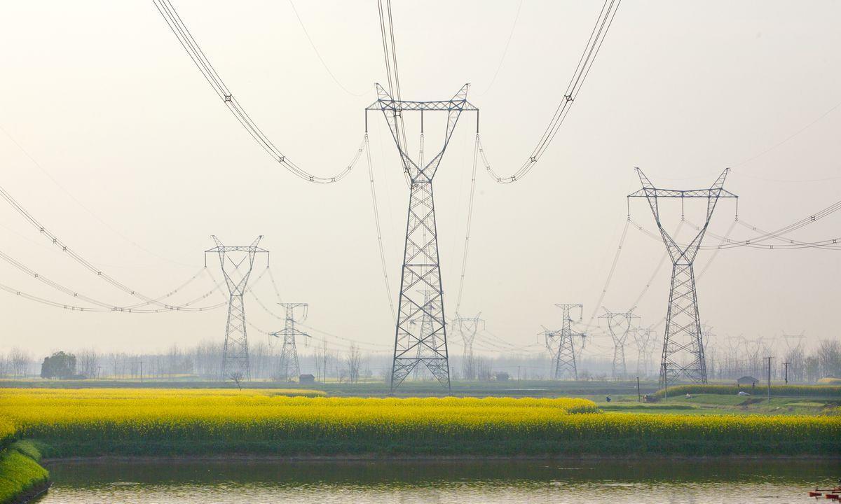 1-4月云南规上电力企业发电762.94亿度 同比降15.2%