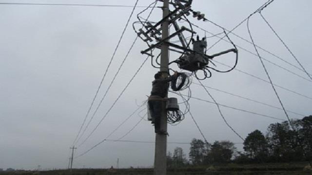 广西电网恢复108万户因灾停电用户供电
