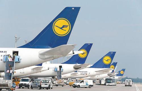 德国汉莎航空陷危机:2.6万员工面临被裁风险