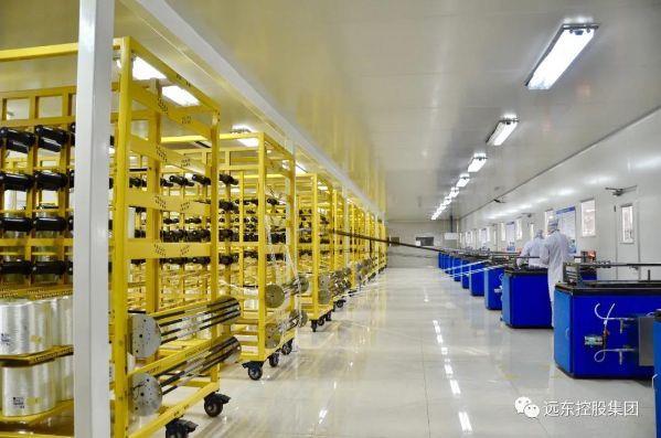 远东为特高压工程建设提供整体解决方案