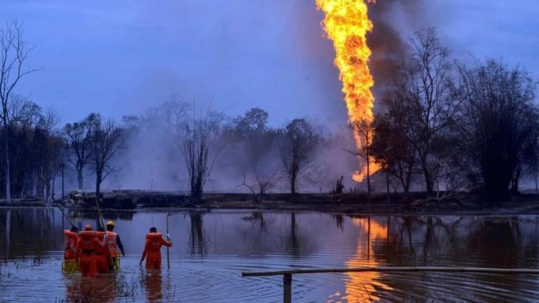 印度石油公司质疑阿萨姆邦污染控制委员会命令并提诉