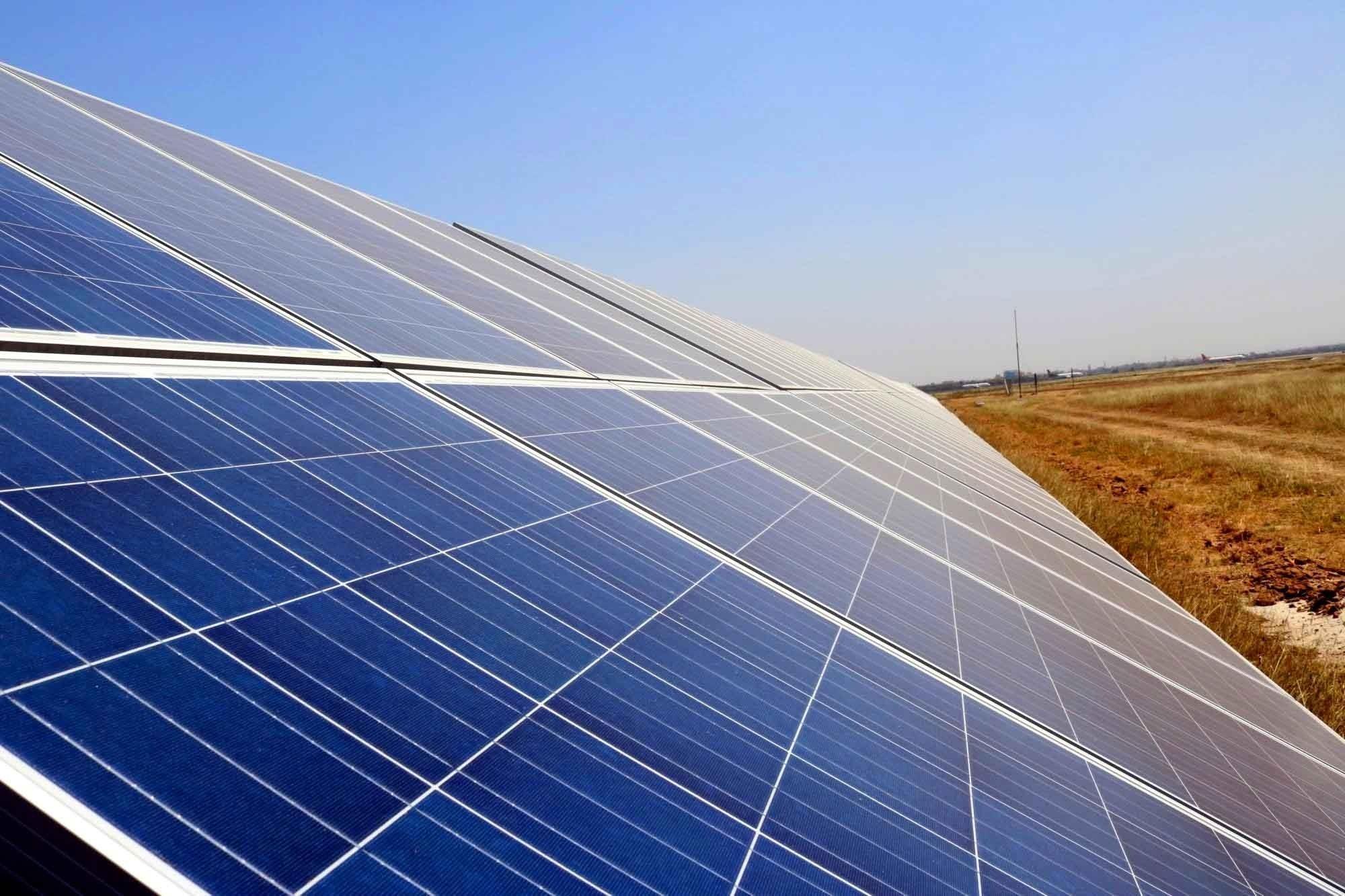 印度拟对进口太阳能组件征收高达40%关税