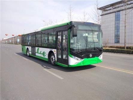 珠海广通计划召回400辆存安全隐患纯电动客车
