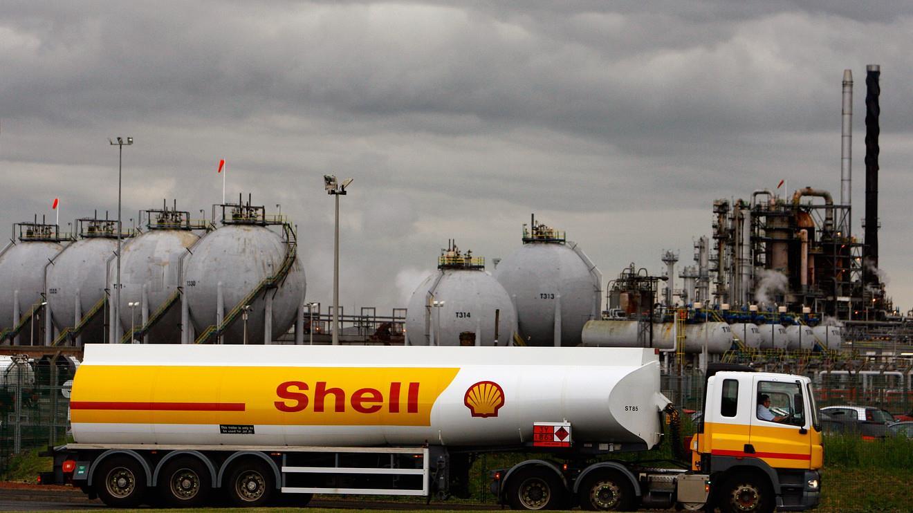 油价低迷 二季度壳牌预计减记费用高达220亿美金