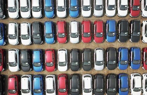 欧洲市场今年汽车销量或将创纪录地下降25%