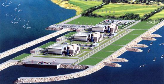 福建省上半年完成核电建设投资52亿元