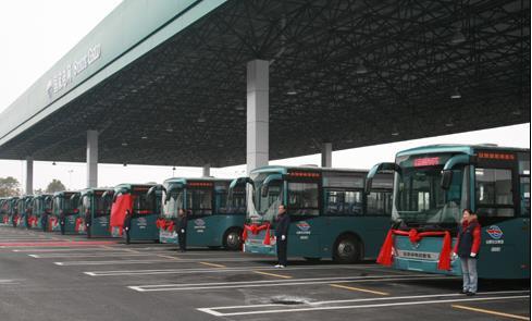 ST安凯收到国家新能源汽车推广应用补贴2.19亿元
