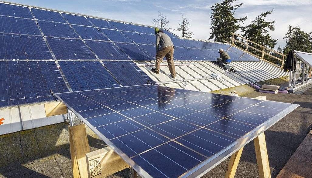 6月我国新增纳入补贴户用光伏项目达76.75万千瓦