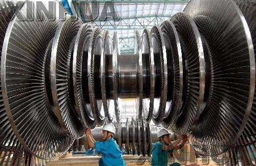 国内首台1000兆瓦汽轮机节能改造项目满负荷运行