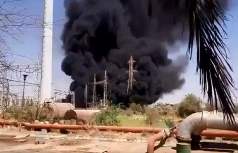 伊朗一家发电厂因设备故障引发爆炸