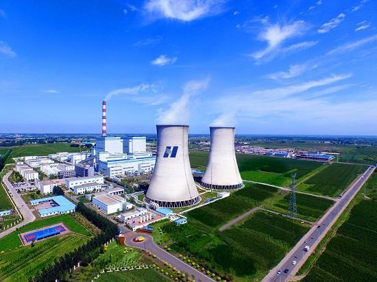 青岛董家口2台35万千瓦热电联产项目开工