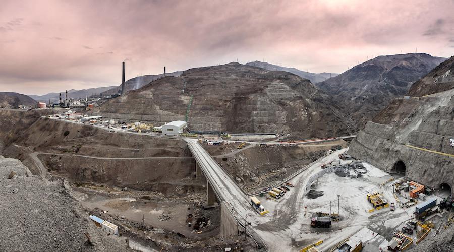 7月智利国家铜业铜产能下降4.4%至13.3万吨