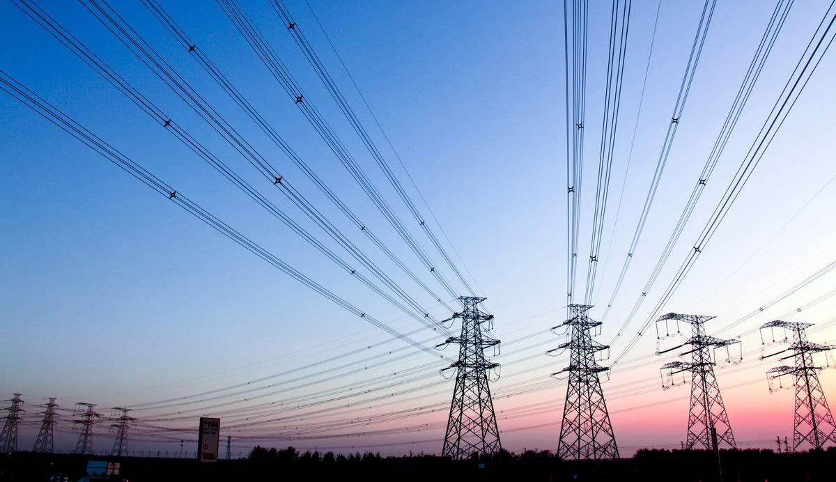 1-8月全国跨区送电完成3917亿千瓦时 同比增13.9%