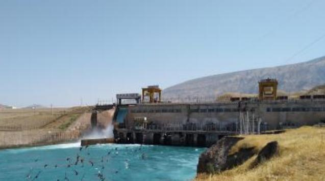 中企承建格拉夫纳亚水电站技改项目6号机组发电