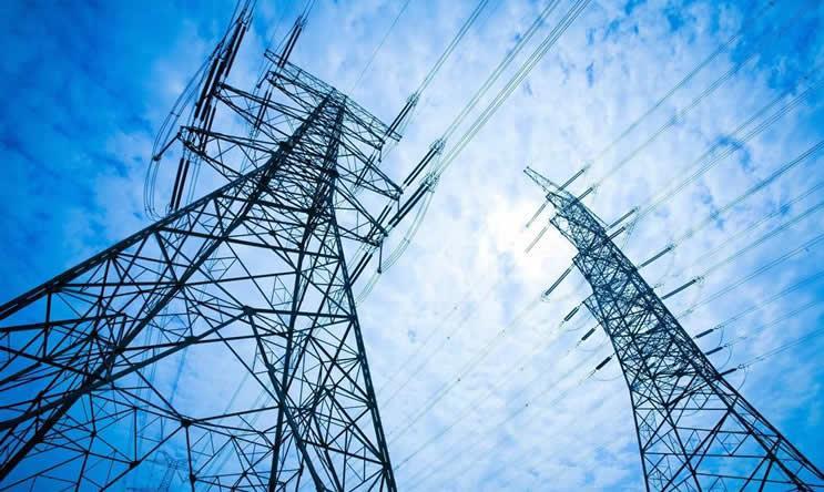 雄安新区首个500千伏电网工程进入组塔阶段