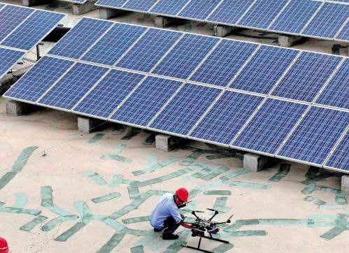 能源局:全国累计建成2636万千瓦光伏扶贫电站