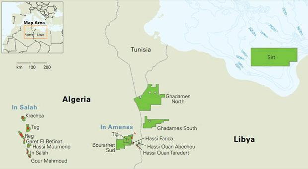 2020年阿尔及利亚天然气出口料降4.7%