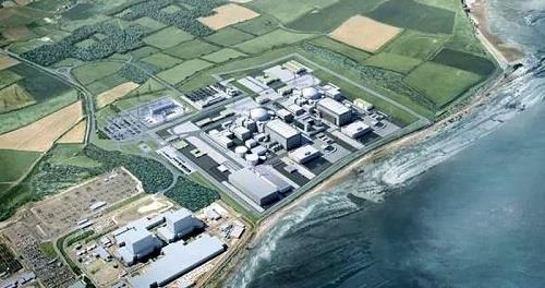 英国欣克利角B核电厂将提前永久关闭