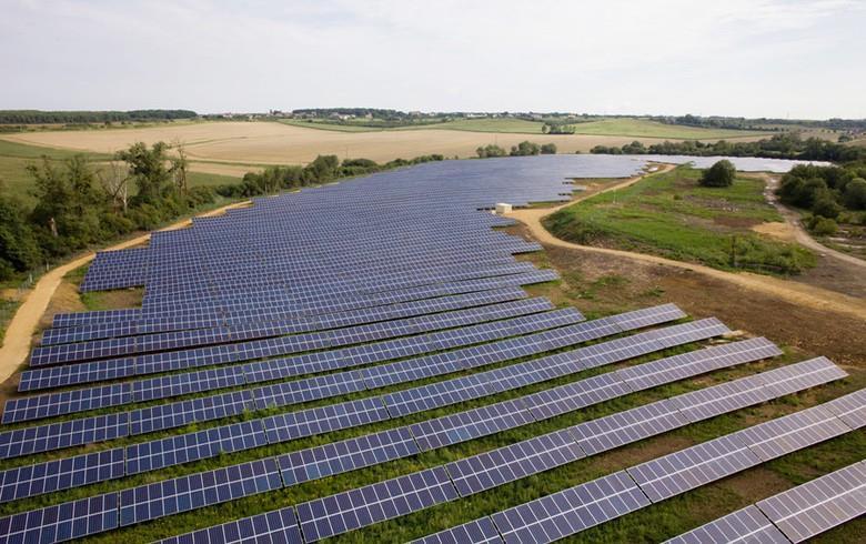 法国并网太阳能光伏装机容量突破10GW