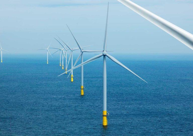 荷兰最大海上风电场全面投产