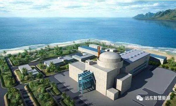 安缆助力华龙一号成功并网发电,打破国外核电技术垄断