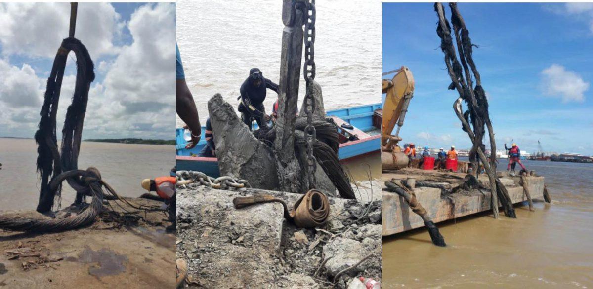 圭亚那GPL海底电缆遭切断 导致部分地区停电