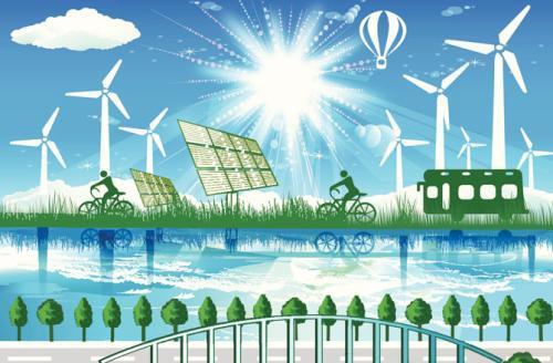 """""""十四五""""期间我国将加快清洁能源开发利用"""
