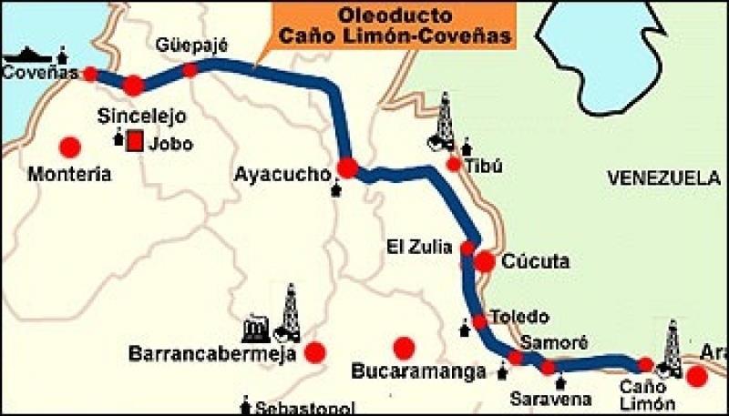 2020年哥伦比亚原油盗窃同比增加46%