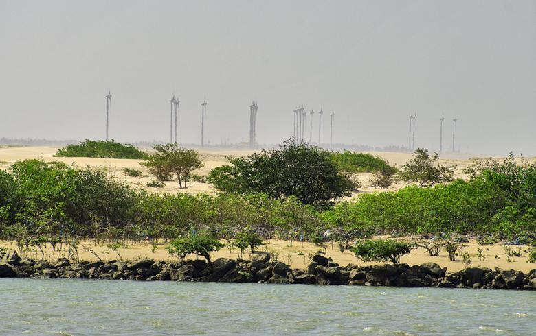 2021年1月巴西新增并网风电装机约136兆瓦