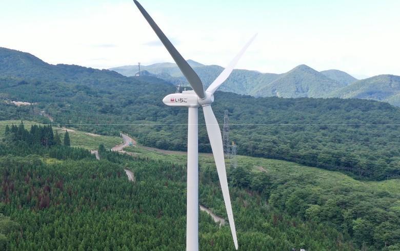 截止2020年底日本累计风电装机超过4.37吉瓦