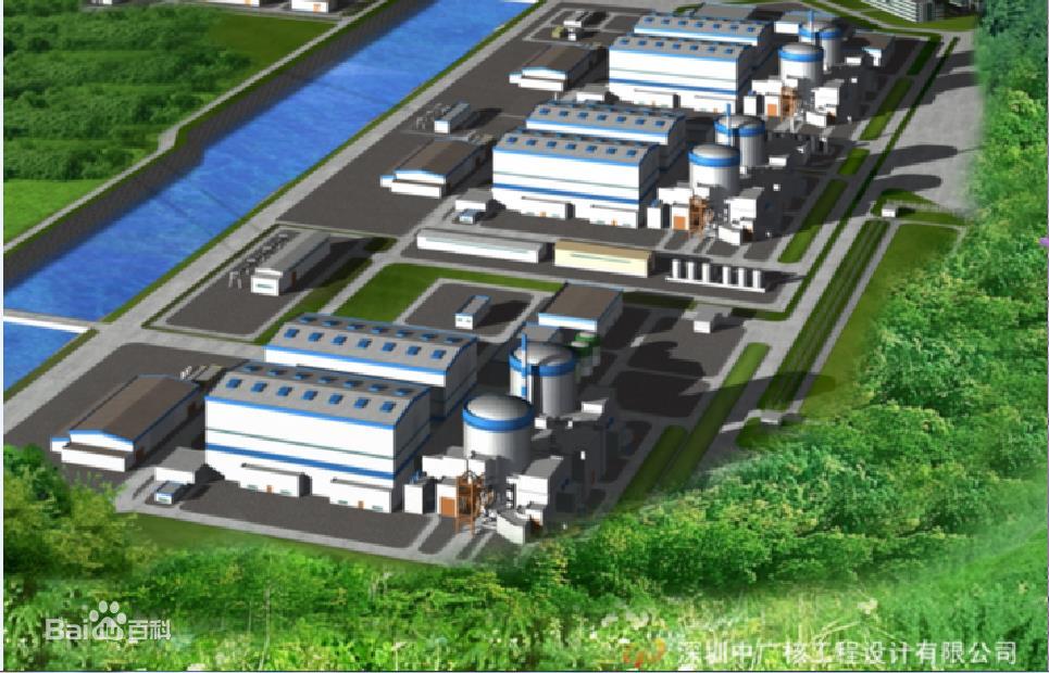 2020年阳江核电上网电量达424.93亿千瓦时