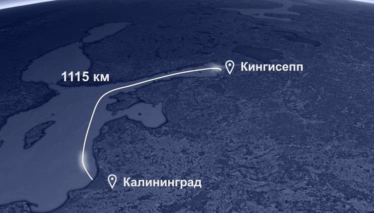 俄罗斯电信建首条海底电缆连接加里宁格勒